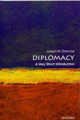 Diplomacy: A Very Short Introduction 9780199588503