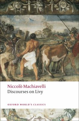 Discourses on Livy 9780199555550