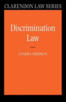 Discrimination Law 9780198765660