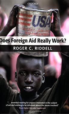 Does Foreign Aid Really Work? 9780199544462