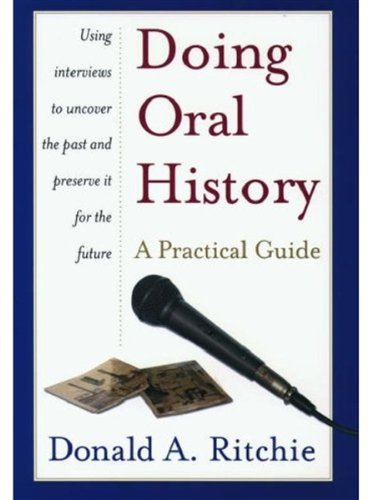 Doing Oral History: A Practical Guide 9780195154337