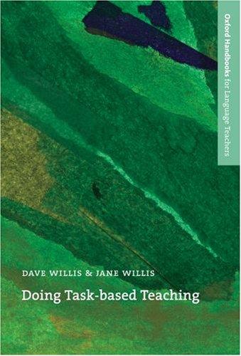 Doing Task-Based Teaching 9780194422109