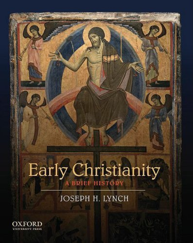 Early Christianity: A Brief History 9780195138030