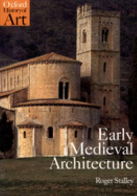 Early Medieval Architecture 9780192842237