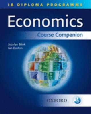 Economics: Course Companion 9780199151240