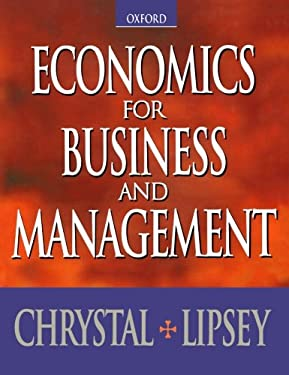 Economics for Business and Management 9780198775386