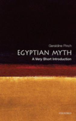 Egyptian Myth 9780192803467