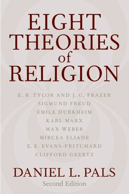 Eight Theories of Religion 9780195165708