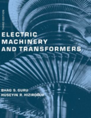 Electric Machinery and Transformers 9780195138900