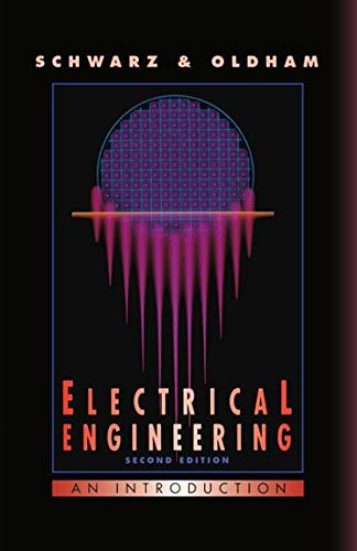 Electrical Engineering: An Introduction 9780195105858
