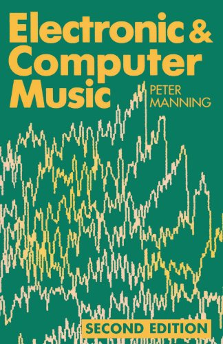 Electronic and Computer Music 9780198163299