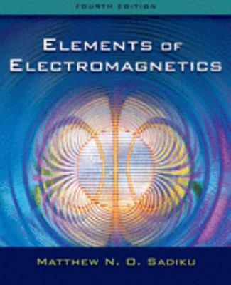 Elements of Electromagnetics 9780195300482