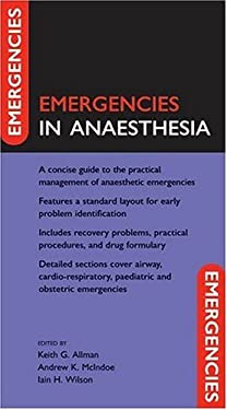 Emergencies in Anaesthesia 9780198520993
