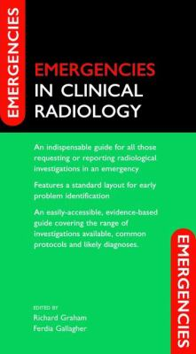 Emergencies in Radiology 9780199238439