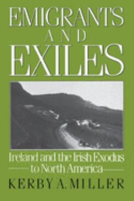 Emigrants and Exiles 9780195051872