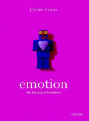 Emotion: The Science of Sentiment 9780192854339