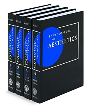 Encyclopedia of Aesthetics: 4-Volume Set