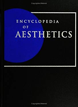 Encyclopedia of Aesthetics 9780195126471