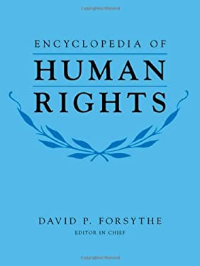 Encyclopedia of Human Rights 9780195334029