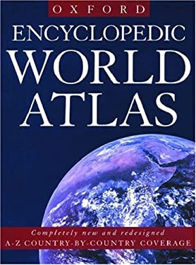 Encyclopedic World Atlas: A-Z Country-By-Country Coverage 9780195215892