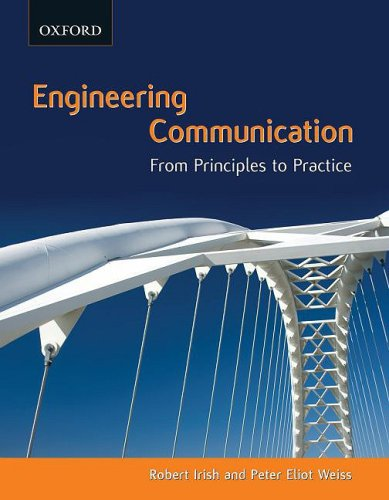 Engineering Communication: From Principles to Practice 9780195424881