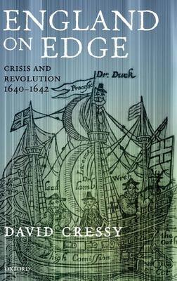 England on Edge: Crisis and Revolution 1640-1642 9780199280902