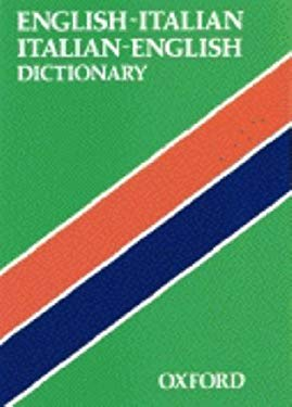 English-Italian, Italian-English Dictionary 9780194311588