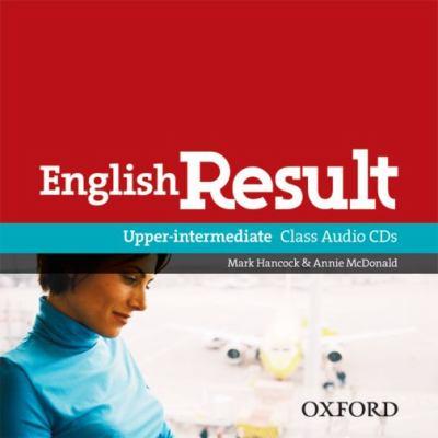 English Result Upper-intermediate: Class Audio CDs (2) 9780194305136