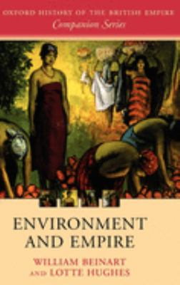 Environment and Empire 9780199260317