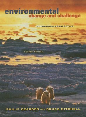 Environmental Change and Challenge: A Canadian Perspective 9780195419276