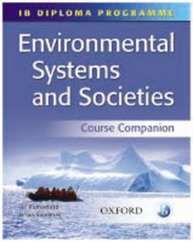 Environmental Systems and Societies: course companion 9780199152278