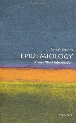 Epidemiology 9780199543335