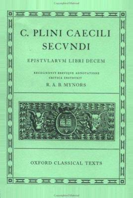 Epistularum Libri Decem 9780198146438