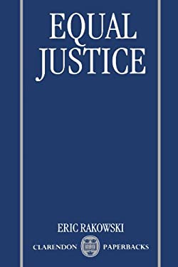 Equal Justice 9780198240792