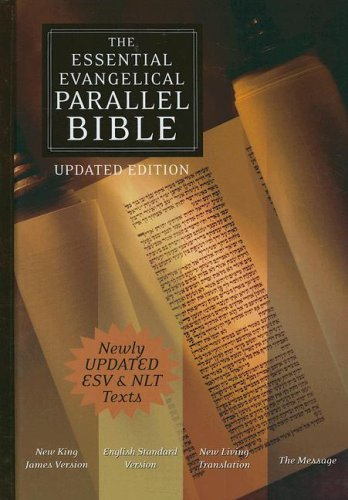 Essential Evangelical Parallel Bible-NKJV/ESV/NLT/MS 9780195281804