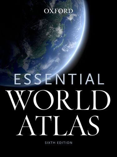 Essential World Atlas 9780199829828