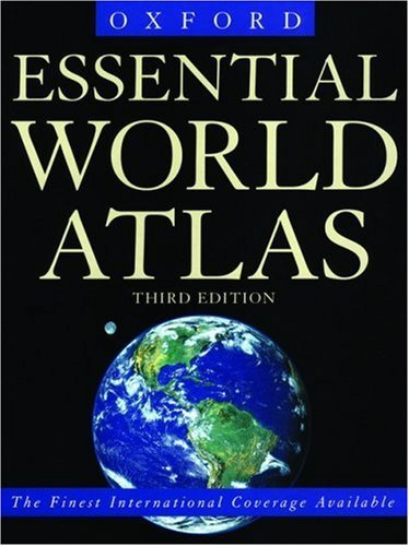 Essential World Atlas 9780195217902