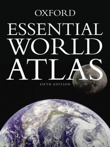 Essential World Atlas 9780195373868