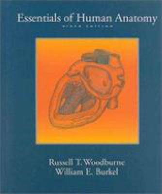 Essentials of Human Anatomy 9780195077278