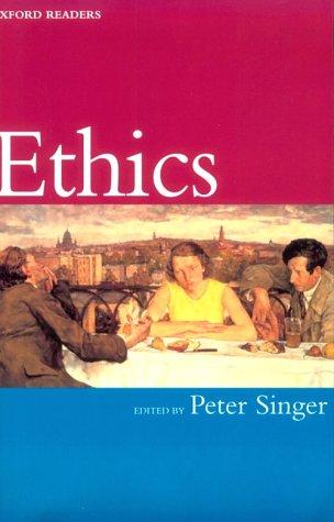 Ethics 9780192892454