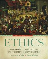 Ethics: History, Theory, and Contemporary Issues 543709