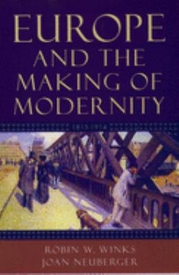 Europe and the Making of Modernity: 1815-1914 9780195156225