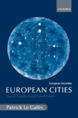 European Cities 9780199252787