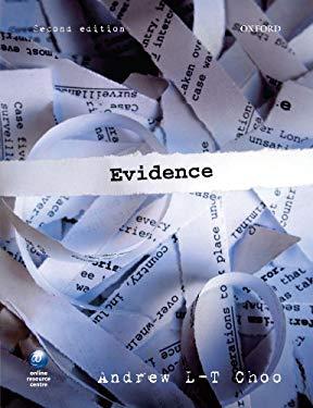 Evidence 9780199239740