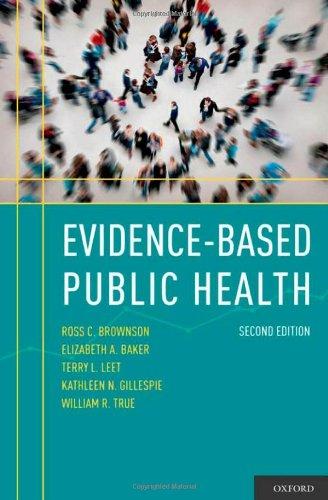 Evidence-Based Public Health 9780195397895