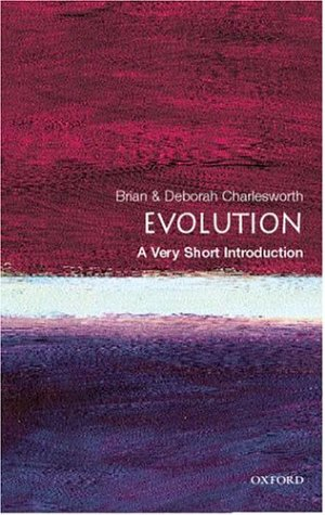 Evolution: A Very Short Introduction 9780192802514