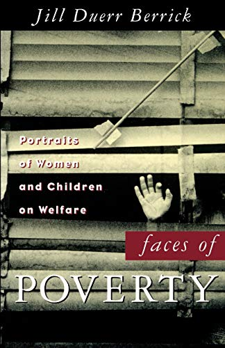 Faces of Poverty 9780195113754