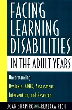 Facing Learning Disabilities in the Adult Years 9780195113358