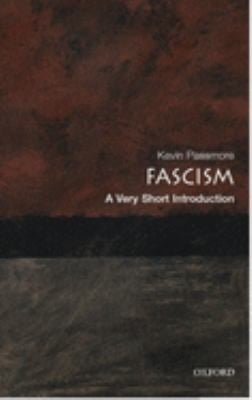 Fascism: A Very Short Introduction 9780192801555