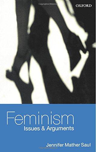 Feminism: Issues & Arguments 9780199249473